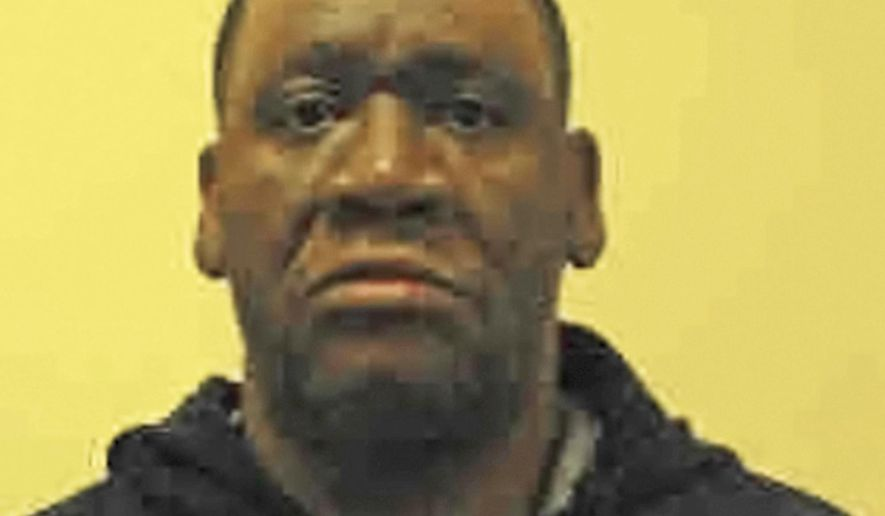 This undated photo provided by the Ohio Department of Rehabilitation and Correction shows Maurice Mason, whose death sentence for raping and killing Robin Dennis in February 1993 was overturned by a federal appeals court. Mason is challenging a new sentencing hearing, and the Ohio Supreme Court scheduled a hearing Tuesday, Jan. 23, 2018 to weigh his arguments that the state's capital punishment law is unconstitutional because judges and not juries hand down death sentences. (Ohio Department of Rehabilitation and Correction via AP)