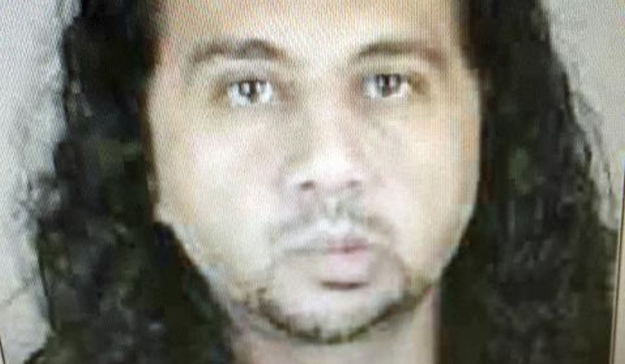 FILE - In this 2013 arrest file photo provided by the Lackawanna, N.Y. Police Department, Arafat Nagi is shown. Nagi, who traveled to Turkey in an attempt to join the Islamic State group, pleaded guilty on Monday, Jan. 22, 2018, to attempting to provide material support to a terrorist organization. He faces up to 15 years in prison when he's sentenced in May.(Lackawanna, N.Y. Police Department via AP, File)