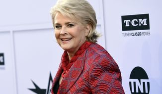 "FILE - In this June 8, 2017, file photo, actress Candice Bergen arrives at the 45th AFI Life Achievement Award Tribute to Diane Keaton in Los Angeles. CBS has given a 13-episode, series production commitment to a revival of ""Murphy Brown,"" with Bergen reprising her role. (Photo by Chris Pizzello/Invision/AP, File)"