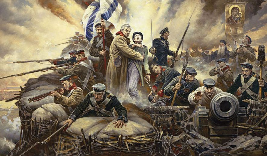 In the 1850s, during the British, French, and Turkish invasion known as the Crimean War, America sent arms and munitions as well as engineers and doctors to help the Russians.