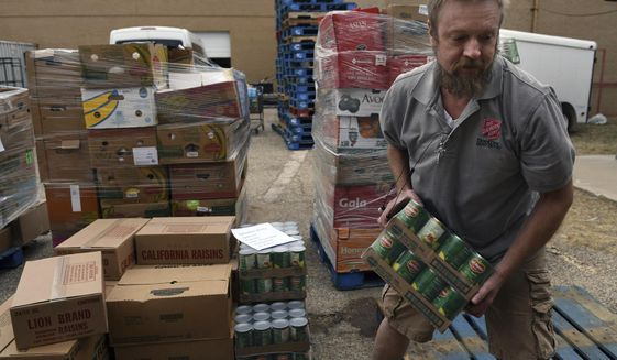 Salvation Army Food Bank Everett Washington