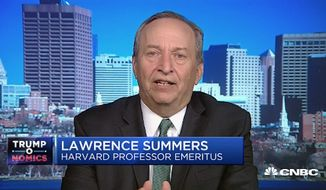 "Former Treasury Secretary Lawrence Summers said Friday that the company bonuses awarded to hundreds of thousands of employees across the country due to the Trump tax cuts are nothing but a ""gimmick"" meant to boost PR. (CNBC)"