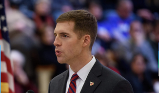 Conor Lamb, a Democratic candidate for the 18th Congressional District in Pennsylvania, is shown here. Image via his official campaign website (ConorLamb.com)