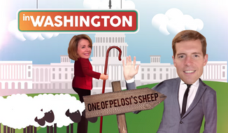 Screen capture from an attack ad from the Congressional Leadership Fund aimed at Pennsylvania Democrat Conor Lamb, running in the March 13, 2018 special election in the state's 18th Congressional District. (YouTube)