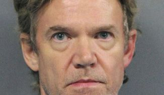 FILE - This undated file photo released by the Jefferson Parish Sheriff's Office shows Ronald Gasser, accused of killing former NFL running back Joe McKnight during a road rage dispute. Closing arguments are expected in the murder trial of Gasser, Friday, Jan. 26, 2018 in Gretna, La. (Jefferson Parish Sheriff's Office via AP, File)