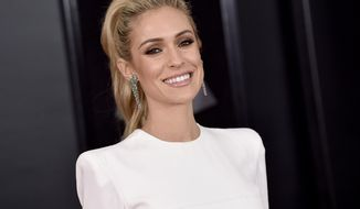 Kristin Cavallari arrives at the 60th annual Grammy Awards at Madison Square Garden on Sunday, Jan. 28, 2018, in New York. (Photo by Evan Agostini/Invision/AP)