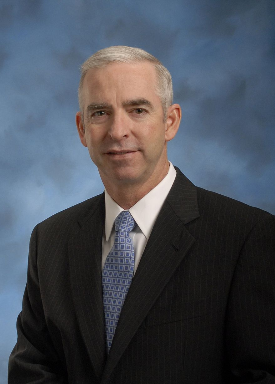 Gary McAlum, Chief Security Office at USAA. Image courtesy of USAA.
