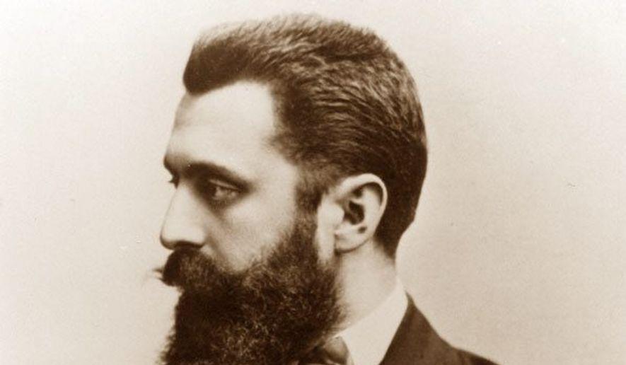 Theodor Herzl. (Associated Press) ** FILE **