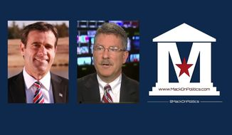 Mack on Politics with guests Rep. John Ratcliffe and Ron Hosko