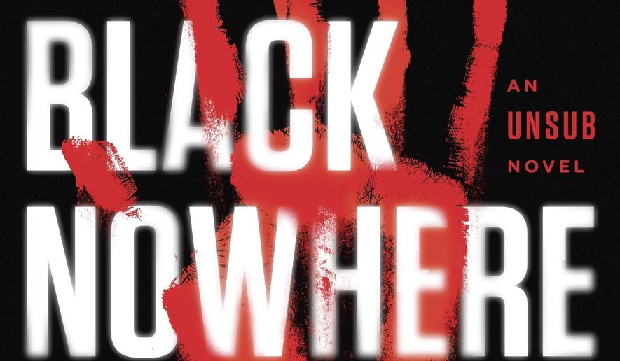 "This cover image released by Dutton shows ""Into the Black Nowhere,"" by Meg Gardiner. (Dutton via AP)"