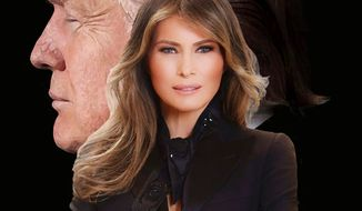 First lady Melania Trump        The Washington Times