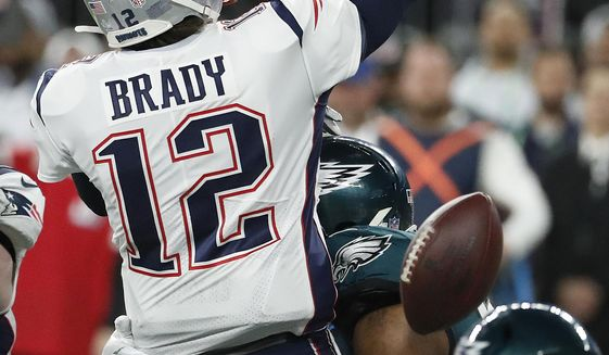 release date: 5b697 c339f Graham's strip-sack of Brady hands Super Bowl to Eagles ...