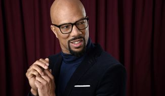 Common poses for a portrait at the 90th Academy Awards Nominees Luncheon at The Beverly Hilton hotel on Monday, Feb. 5, 2018, in Beverly Hills, Calif. (Photo by Chris Pizzello/Invision/AP)
