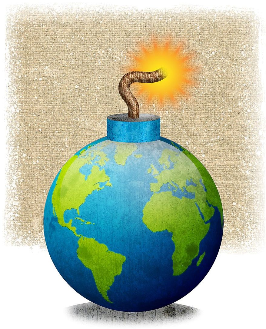 The State of World Affairs Illustration by Greg Groesch/The Washington Times
