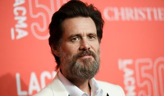 Jim Carrey (Associated Press/File)