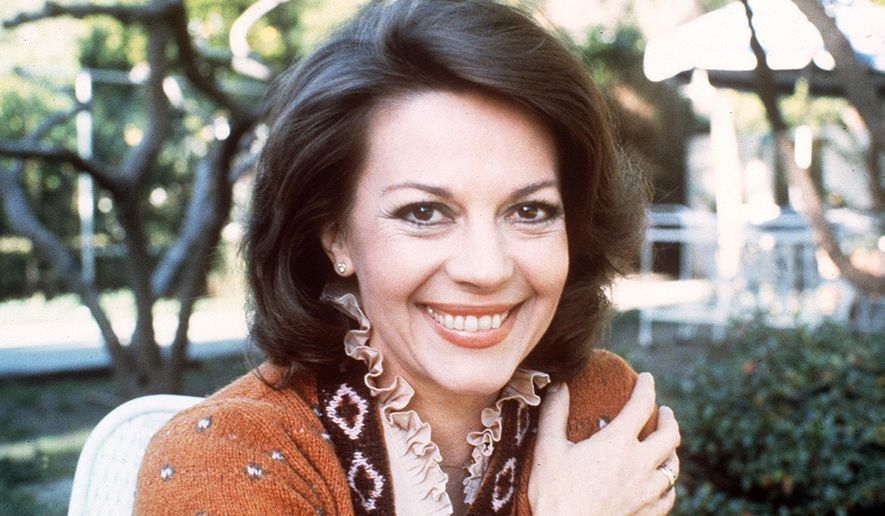"""CORRECTS DATE OF PHOTO TO JAN. 17, 1979 - FILE - This Jan. 17, 1979 file photo shows actress Natalie Wood. Investigators are now calling 87-year-old actor Robert Wagner a """"person of interest"""" in the 1981 death of his wife Natalie Wood. Mystery has swirled around Wood's death. It was declared an accident but police reopened the case in 2011 to see whether Wagner or anyone else played a role. (AP Photo/File)"""