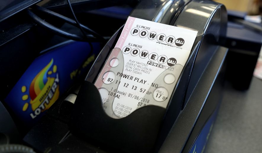Powerball Tonight S Winning Numbers Revealed Washington Times