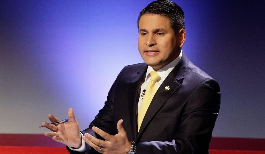 8e49aa5a53e33 Fabricio Alvarado vows to defy an order issued by the Inter-American Court  of Human