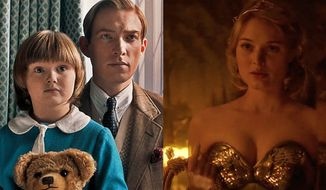"""Goodbye Christopher Robin"" and ""Professor Marston and the Wonder Women"" are now available on Blu-ray."