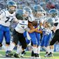 age old: Tackle football would be banned for children younger than 14 under a bill filed in the Maryland General Assembly. Critics say it amounts to government overreach, but supporters say children's well-being should come first. (Associated Press)