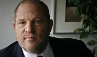 New York's attorney general on Sunday, Feb. 11, 2018, filed a lawsuit against Harvey Weinstein and the Weinstein Co. following an investigation into allegations of sexual misconduct. (AP Photo/John Carucci, File)