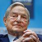 George Soros. (Associated Press) ** FILE **