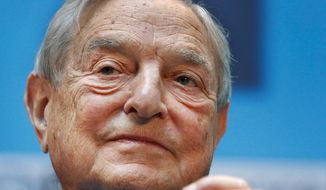 George Soros. (Associated Press) ** FILE **