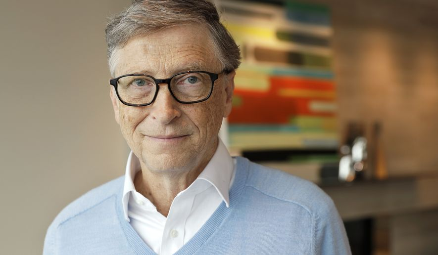 Image result for microsoft co-founder bill gates 2018