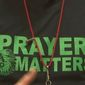 """Citizens from Beloit, Ohio, have started a """"Prayer Matters"""" protest in response to a campaign by Freedom From Religion Foundation to end a long-held tradition at a local high school. (Image: Fox News screenshot)"""