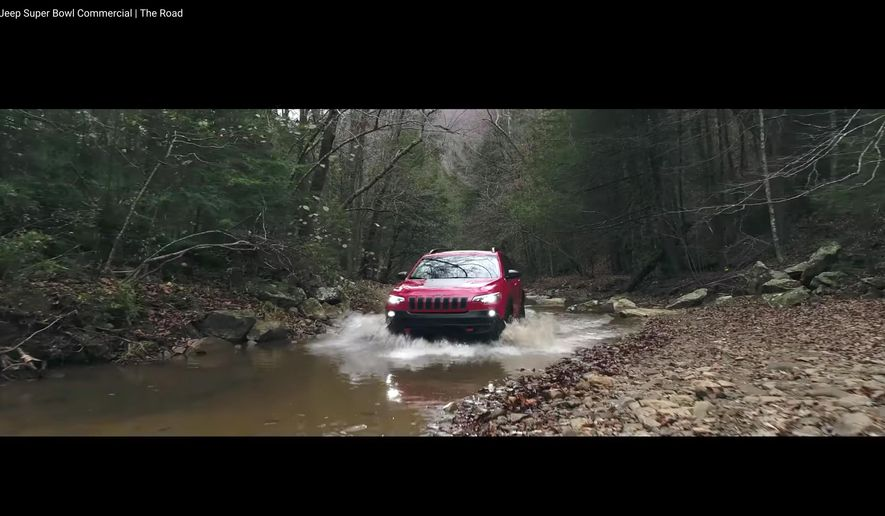fiat article superbowl new in the ad car is alive ar