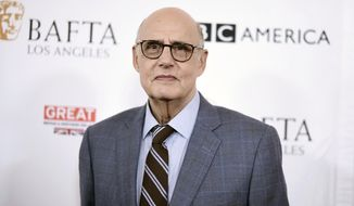 """In this Sept. 16, 2017, file photo, Jeffrey Tambor attends the BAFTA Los Angeles TV Tea Party in Beverly Hills, Calif. Amazon Studios says """"Transparent"""" star Jeffrey Tambor won't be on the series when it returns for its fifth season. The decision confirmed Thursday by an Amazon spokeswoman followed the reported conclusion of an internal investigation into sexual misconduct allegations. (Photo by Richard Shotwell/Invision/AP, File)"""