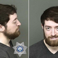 Andrew Oswalt in booking photos from Jan. 20, 2018, as provided by the Benton County Sheriff's Office and compiled by The Oregonian.