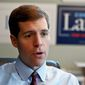Conor Lamb, a candidate for a House seat from Pennsylvania's 18th Congressional District, is not a typical Democrat. (Associated Press/File)