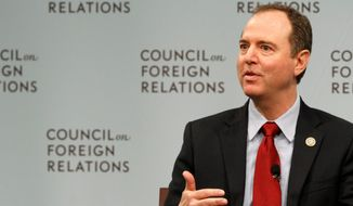 Rep. Adam B. Schiff, California Democrat. (Associated Press/File)