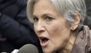 FILE - In this Dec. 5, 2016 file photo, Jill Stein, the presidential Green Party candidate, speaks at a news conference in front of Trump Tower in New York. Jill Stein says shes cooperating with a Senate intelligence committee probe into Russian interference in the election. Stein ran against President Donald Trump as a member of the Green Party.   (AP Photo/Mark Lennihan)