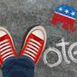 GOP Seeking the Millennial Vote Illustration by Greg Groesch/The Washington Times