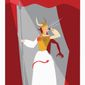Illustration on sexual misconduct and opera by Linas Garsys/The Washington Times