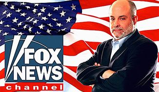 "Fox News will debut ""Life, Liberty & Levin"" with Mark Levin on Sunday. ""Fox Nation,"" an online subscription channel will be available soon. (Fox News)"