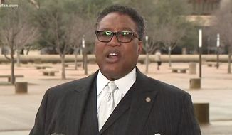Dallas Mayor Pro Tem Dwaine Caraway on Monday urged the National Rifle Association to move its upcoming annual convention elsewhere in light of last week's mass school shooting in Parkland, Florida. (WFAA)