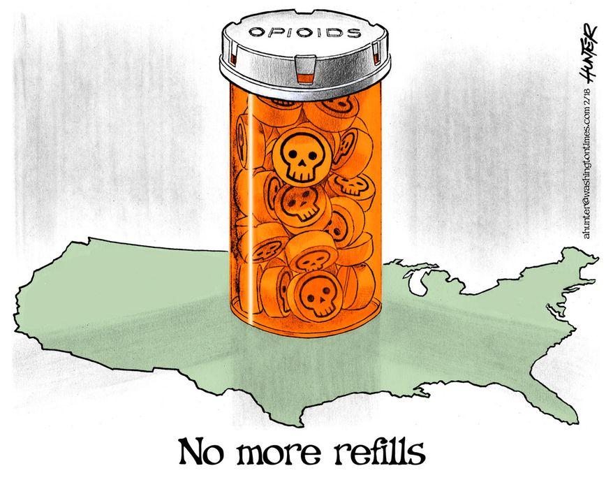 No more refills