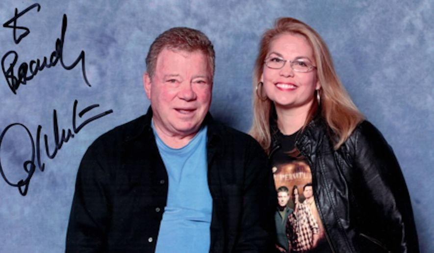 william shatner rebuked brandy k chambers a democrat