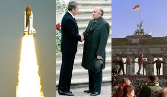 """Do you remember the 1980s?"" quiz (photogrpahs, Associated Press)"