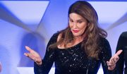 """FILE - In this May 14, 2016, file photo, award recipient Caitlyn Jenner speaks during the 27th Annual GLAAD Media Awards in New York. During an appearance on HBO's """"Any Given Wednesday"""" August 3, 2016, Jenner said she backs the Republican party, but hasn't """"outwardly supported anybody, including GOP nominee Donald Trump, in the presidential race. (Photo by Charles Sykes/Invision/AP, File)"""