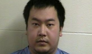 This photo provided by Winchester Police Department shows Jeffrey Yao.  Police say Yao approached a woman from behind at a public library near Boston and stabbed her repeatedly with a hunting knife, killing her and injuring an elderly man who came to her aid. Middlesex District Attorney Marian Ryan says the 22-year-old woman was seated at one of Winchester Public Library's reading rooms Saturday, Feb. 24, 2018 when Yao stabbed her with a 10-inch knife. Police say there is no motive determined yet. (Winchester Police Department via AP)
