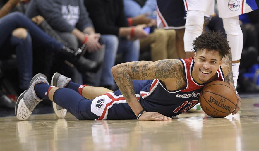 Image result for kelly oubre 2018