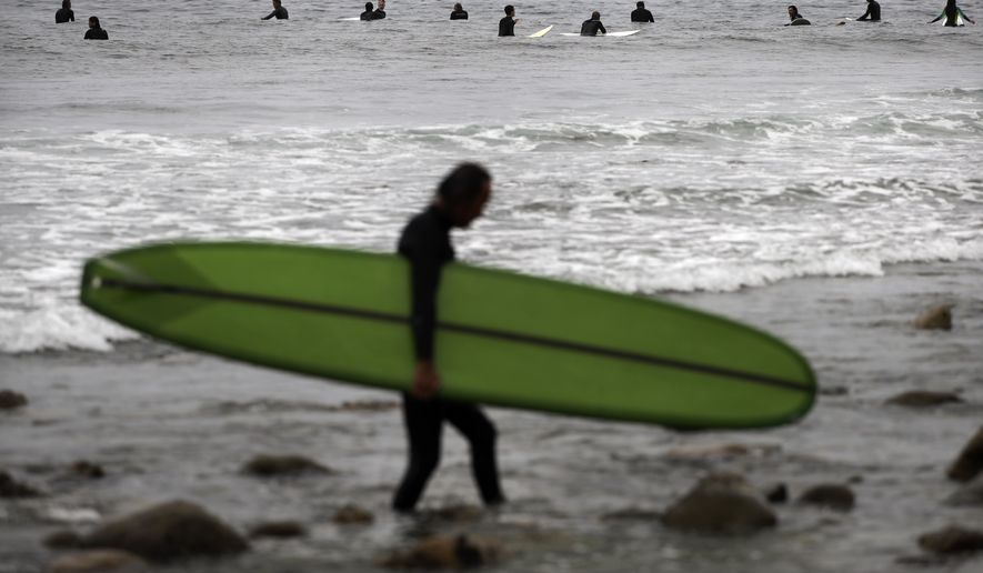 The picturesque California beachside city of Malibu has banned  banned single-use plastic straws, stirrers and cutlery. The City Council voted Monday, Feb. 26, 2018, to approve an ordinance prohibiting the sale, distribution and use of the plastic items starting June 1. (AP Photo/Jae C. Hong, file)