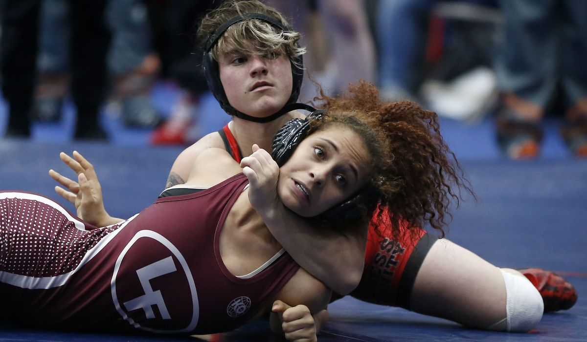 Most Americans oppose transgender athletes in women�s sports, poll finds