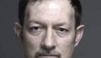 This undated photo provided by the Warren County Sheriff's Office shows Ray Adams. Warren County Prosecutor David Fornshell says Adams, a milk delivery man, snuck marijuana, tobacco and cellphones into an Ohio prison hidden in milk cartons. Fornshell says the suspect had an inmate contact inside who facilitated the delivery and set up payment for the milkman. Fornshell says Adams made thousands of dollars delivering the items over time. (Warren County Sheriff's Office via AP)
