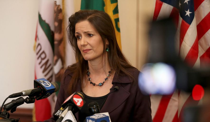 "Oakland Mayor Libby Schaaf stood by her warnings to illegal immigrants of an impending enforcement sweep. ""I do not regret sharing this information,"" Ms. Schaaf said. ""It is Oakland's legal right to be a sanctuary city and we have not broken any laws. We believe our community is safer when families stay together."" (Associated Press)"