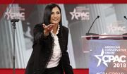Dana Loesch, spokeswoman for the National Rifle Association, speaks at the Conservative Political Action Conference (CPAC), at National Harbor, Md. (AP Photo/Jacquelyn Martin) ** FILE **